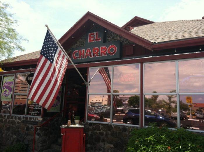 2. El Charro, Tucson