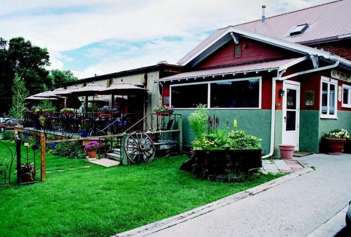 2. Village Smithy (Carbondale)