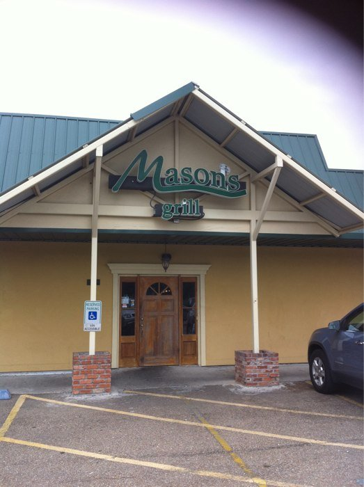 7. Mason's Grill, 13556 Jefferson Hwy, Baton Rouge