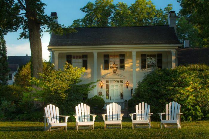 4. The Fearrington House, Pittsboro