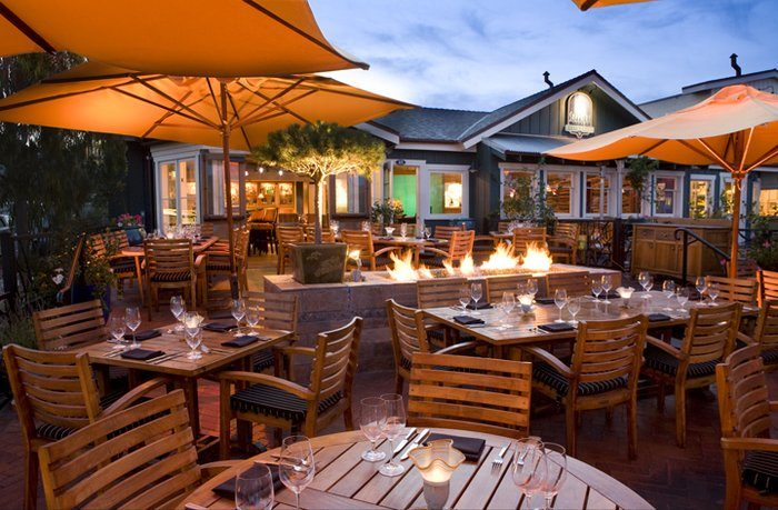 10 Southern California Restaurants With Magical Outdoor Dining