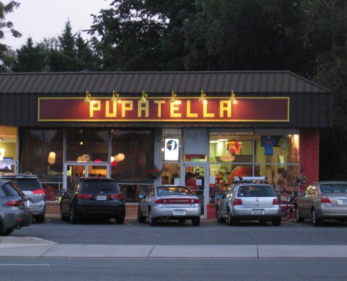 8. Pupatella (Arlington)