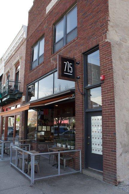 2. 715 Restaurant (Lawrence)