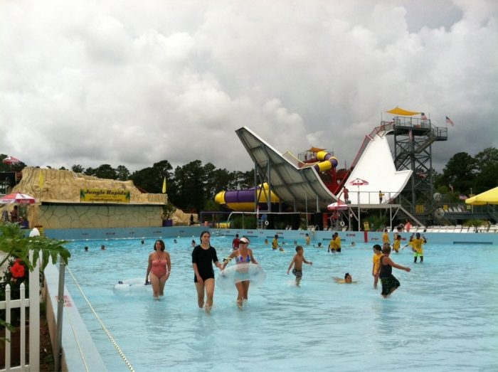 5. Jungle Rapids Family Fun Park, Wilmington