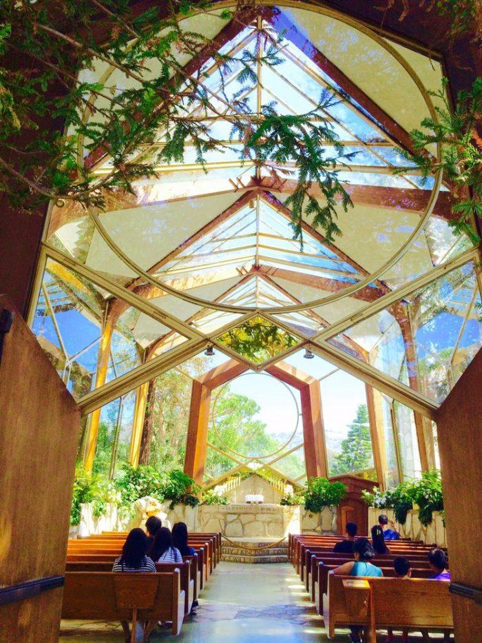 1. Wayfarer Chapel in Rancho Palos Verdes