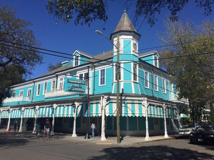 1) Commander's Palace, 1403 Washington Ave.