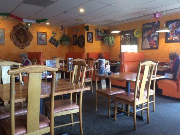 Mexican Restaurants In Hamilton Montaan