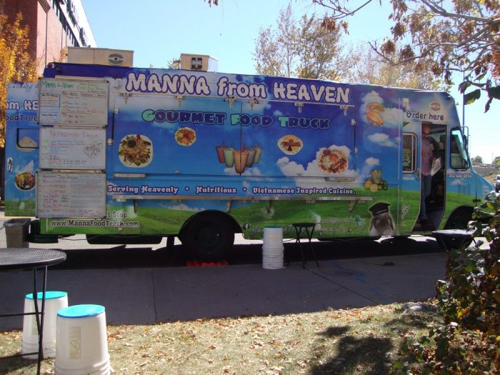 2. Manna from Heaven