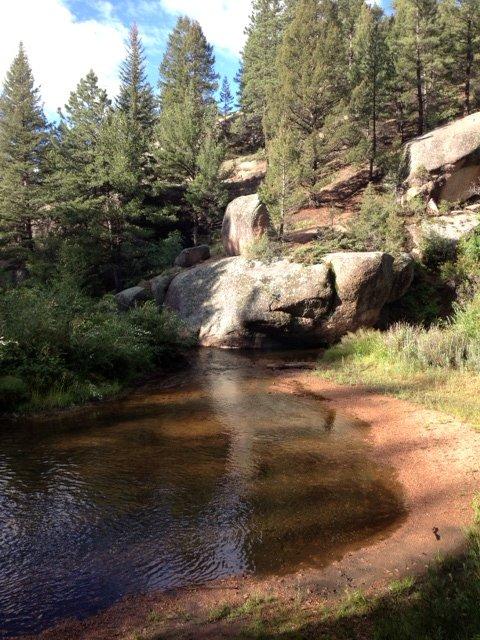 3. Goose Creek Trail in Lost Creek Wilderness (Fairplay)