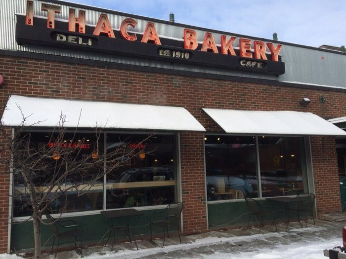 11. Ithaca Bakery, Ithaca