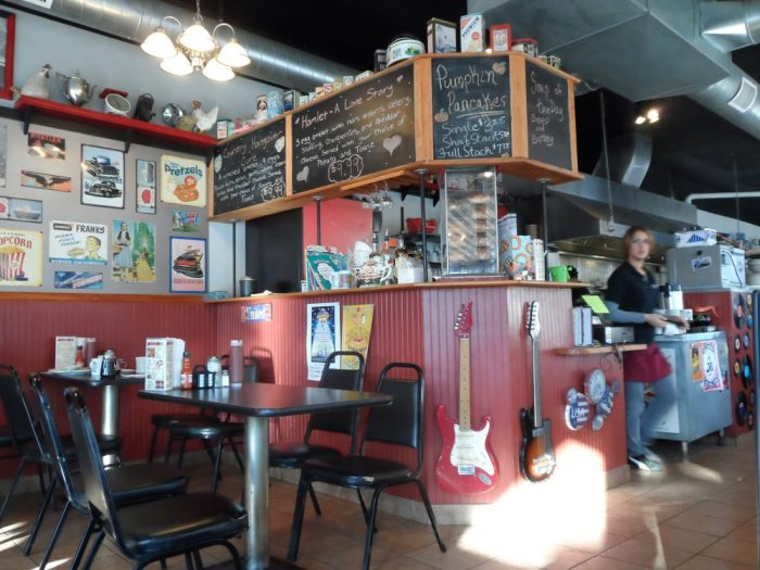 11. Classic Cafe, Providence