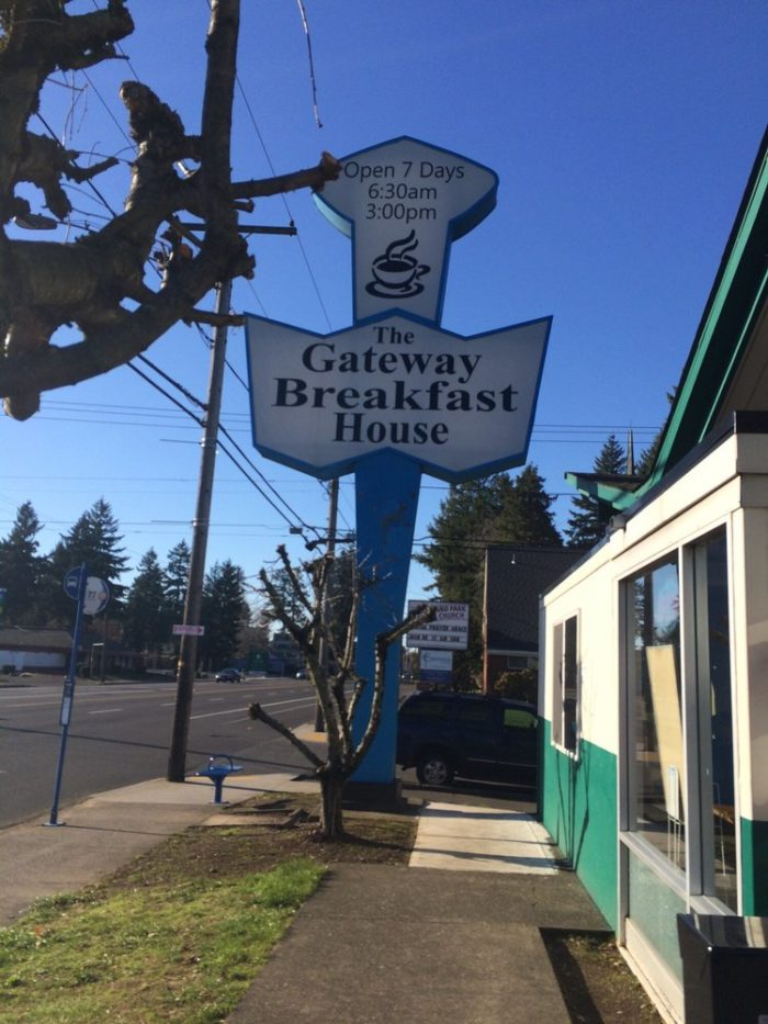 3. Gateway Breakfast House, Portland