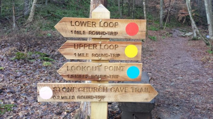 Taking you through New York's wilderness, these trails are not for those wearing anything other than a good pair of hiking boots.