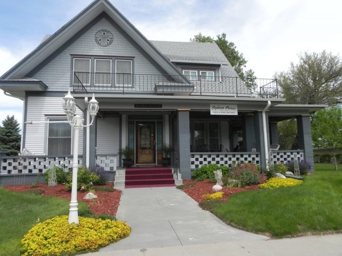 6. The Spencer House Bed and Breakfast (St. Francis)