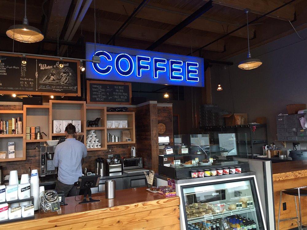 Alaska Coffee Shops