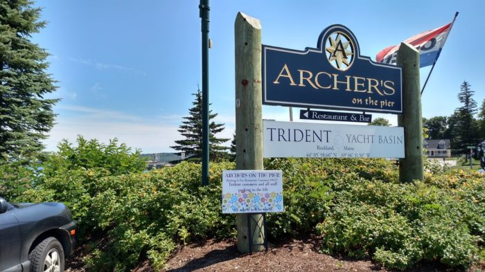 6. Archer's On The Pier, Rockland
