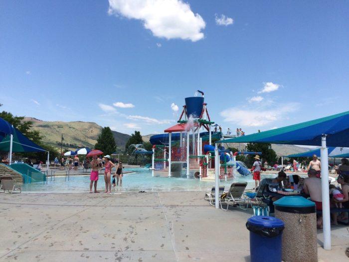 8. The Splash Water Park