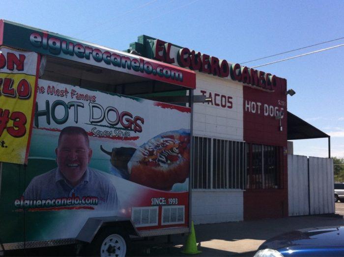 3. El Guero Canelo, Tucson