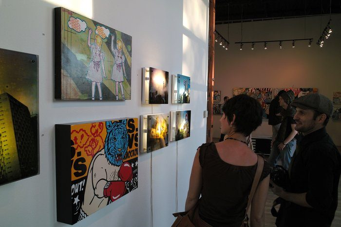 6. Denver's Art Districts