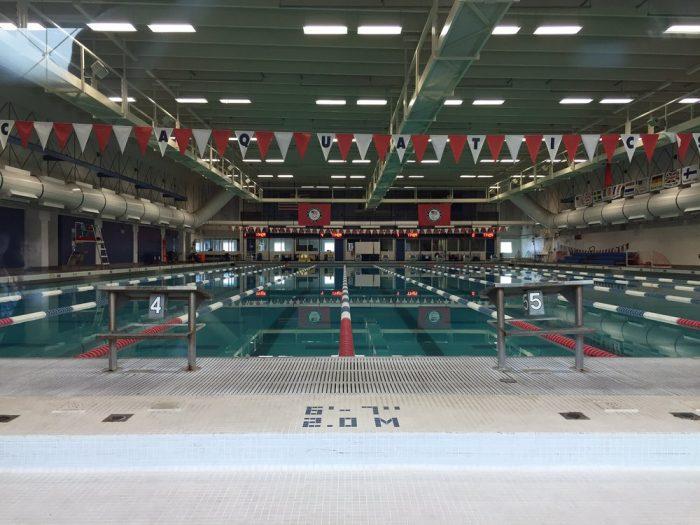 7. Olympic Training Center (Colorado Springs)