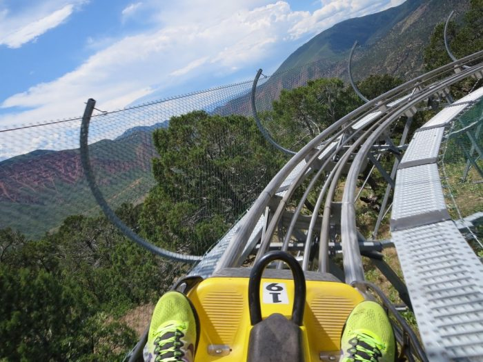 Another great aspect of this 3,400 foot track? It's open year round!