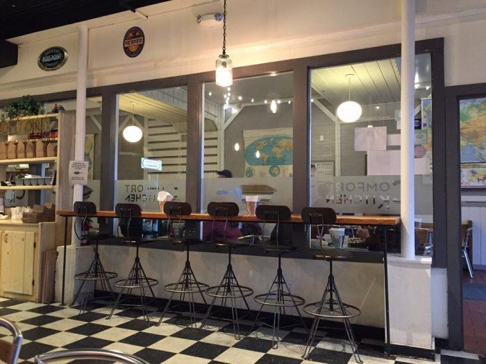 9. Comfort Kitchen, Saratoga Springs