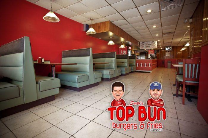 12. Sorto's Top Bun Burgers and Fries, Lindenhurst