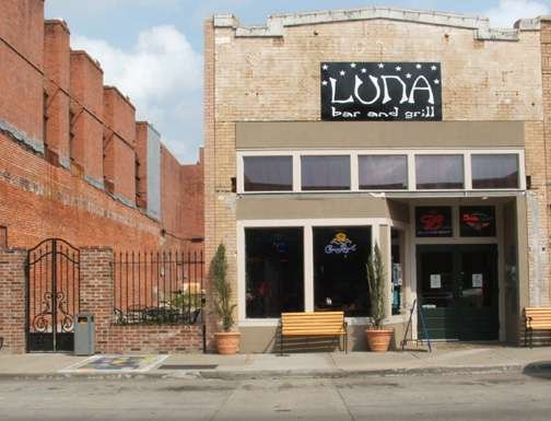 5. Luna Bar And Grill, 719 Ryan St., Lake Charles