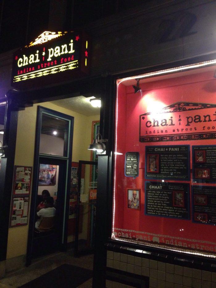 7. Chai Pani, Asheville