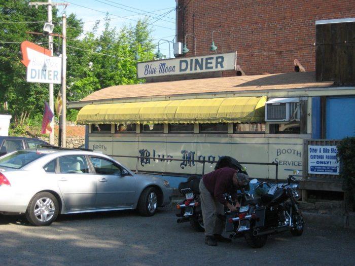 10. Blue Moon Diner, Gardner