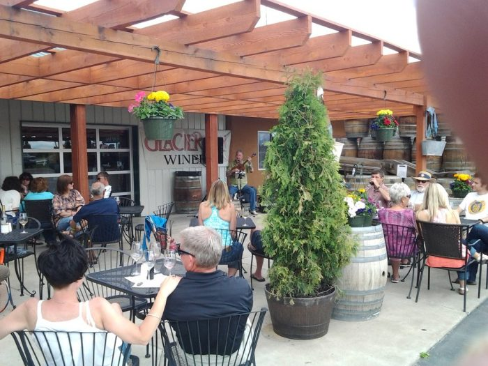 6. Glacier Sun Winery, Kalispell