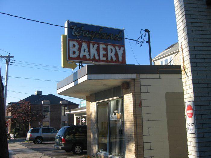5. Wayland Bakery, Providence