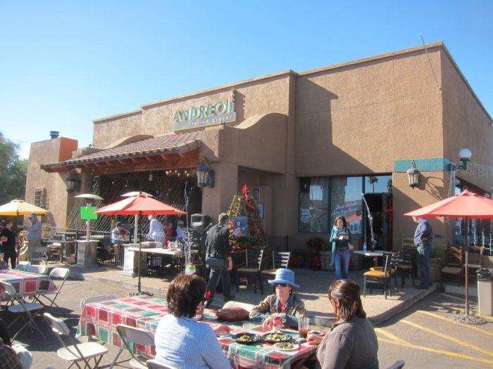 1. Andreoli Italian Grocer, Scottsdale