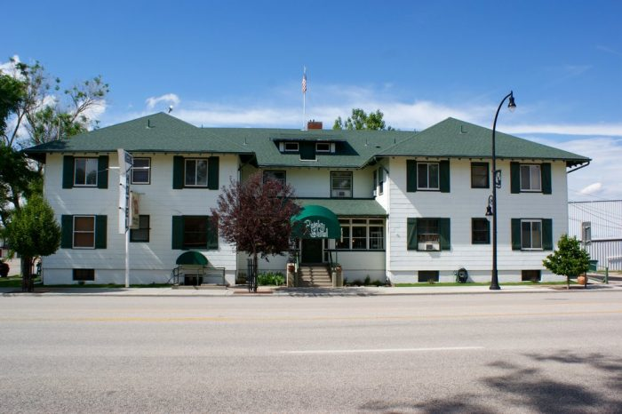 9. The Historic Higgins Hotel