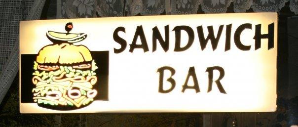 2. Sandwich Bar