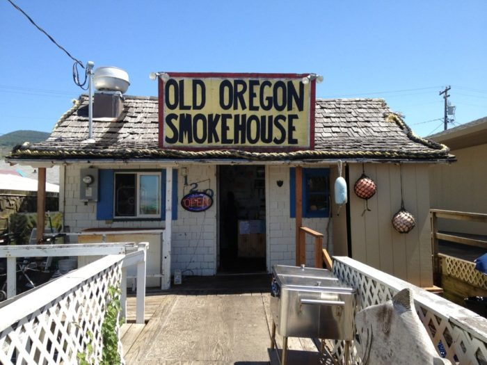 10. Old Oregon Smokehouse, Rockaway Beach