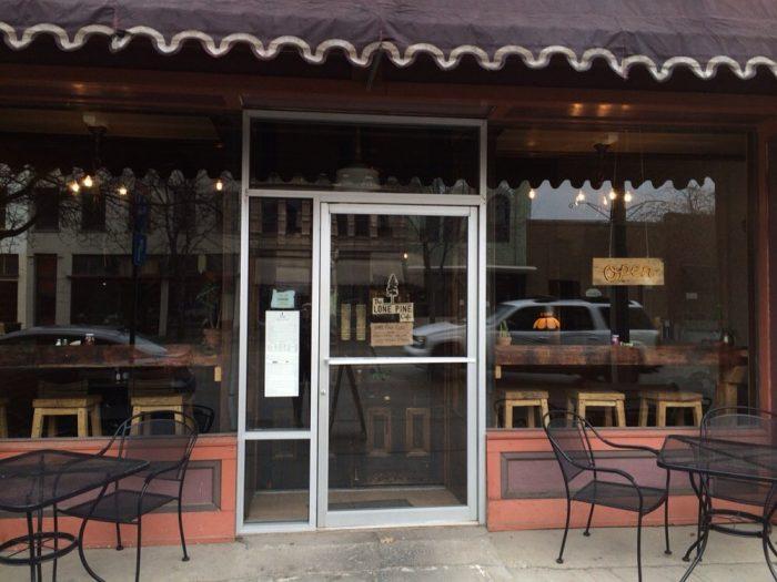 10. Lone Pine Cafe, Baker City