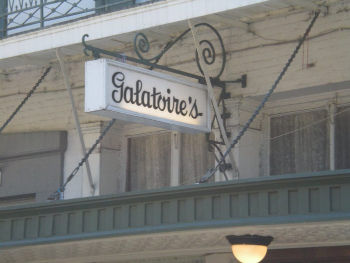 10) Galatoire's, 209 Bourbon St.