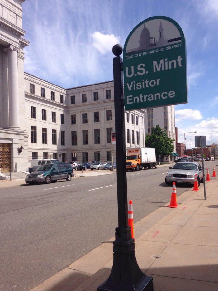 9. United States Mint (Denver)