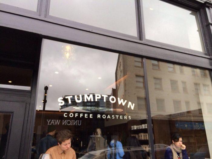 7. Stumptown Coffee Roasters - Multiple Locations