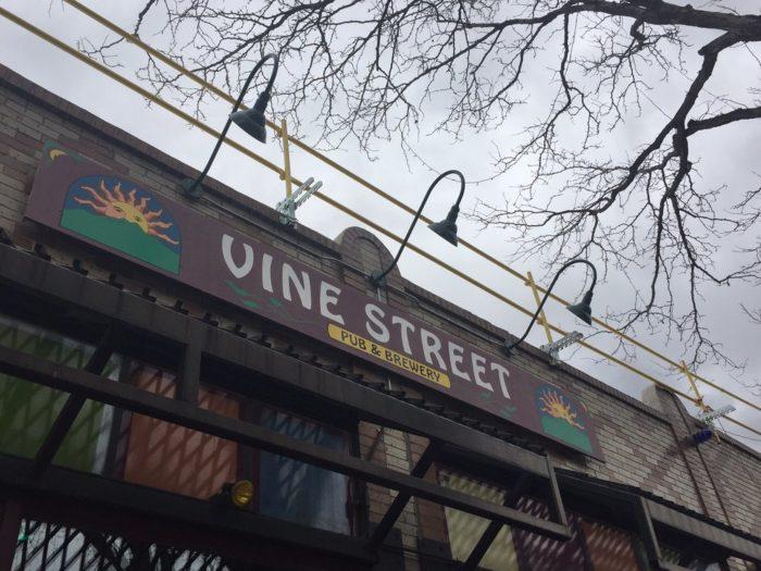 8. Vine Street Pub & Brewery