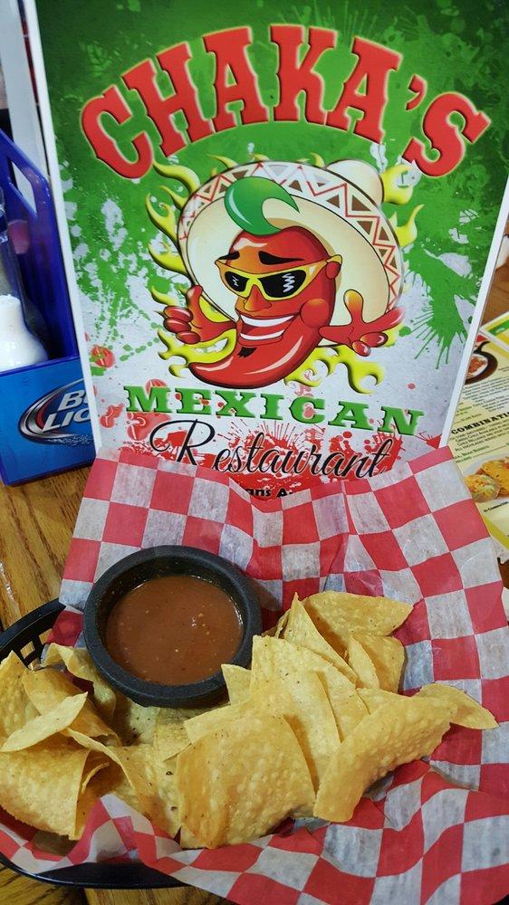 6. Chaka's Mexican Restaurant