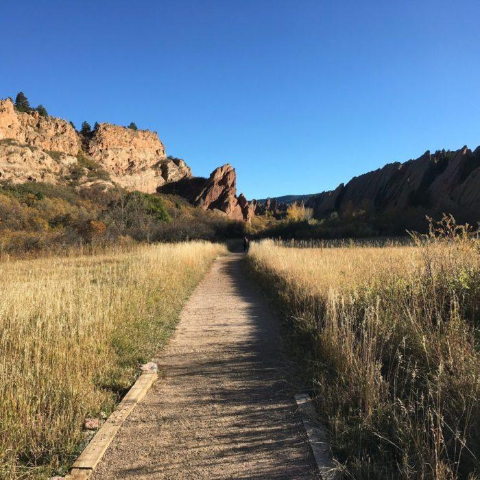 7. South Rim Trail at Roxborough State Park (Littleton)