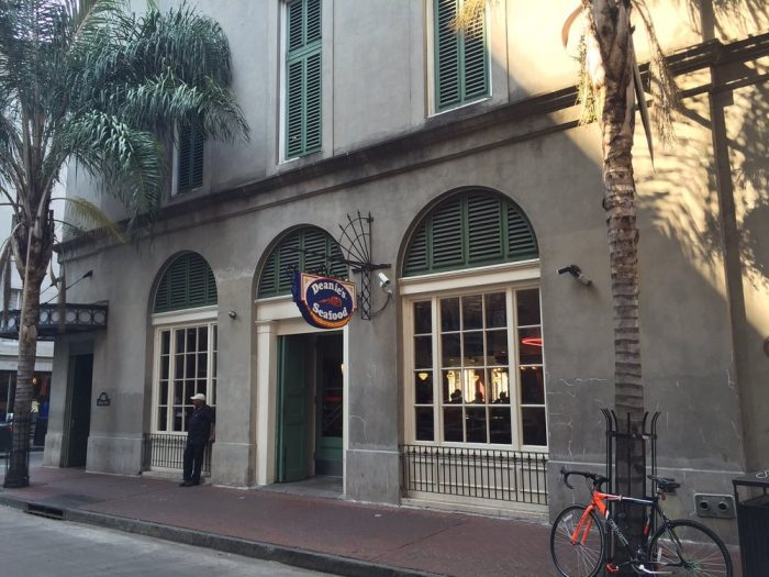5) Deanies Seafood, 841 Iberville