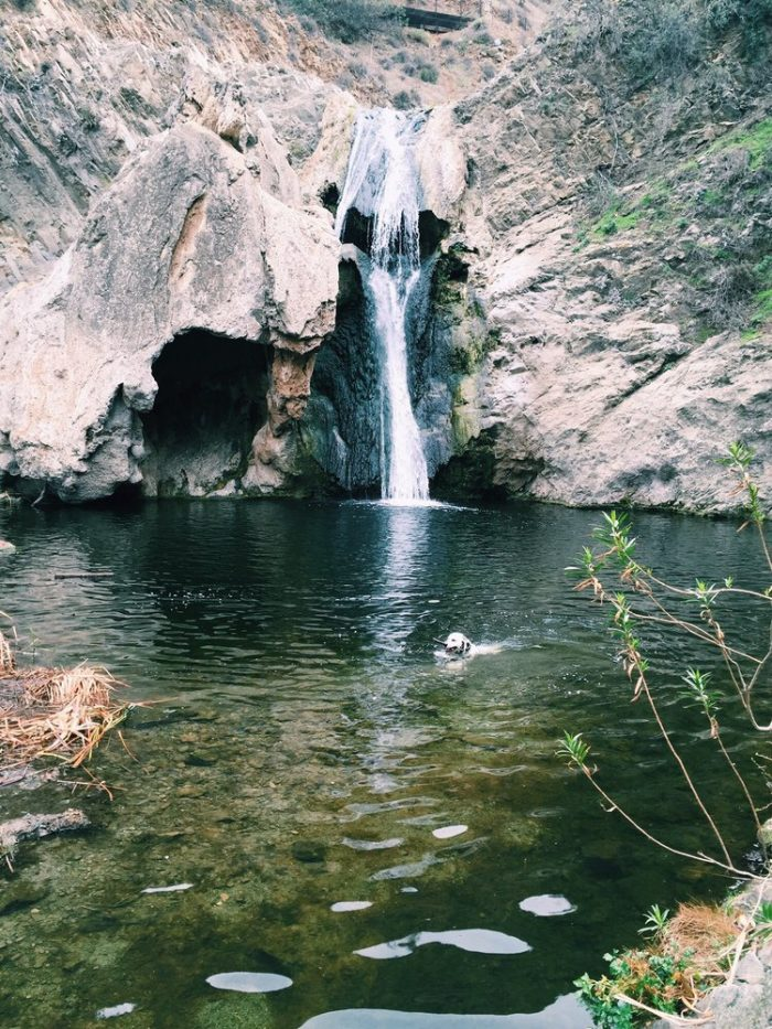 2. Paradise Falls at Wildwood Park in Thousand Oaks