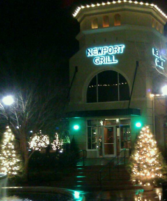 10. Newport Grill (Wichita)