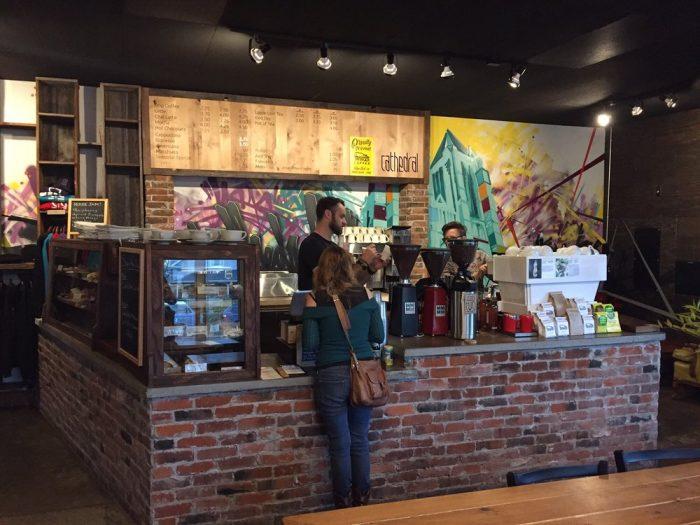 8. Cathedral Coffee Shop - North Portland