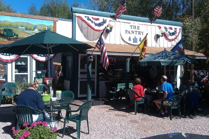 6. The Pantry (Green Mountain Falls)