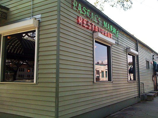 11) Pascal Manale's, 1838 Napoleon Ave