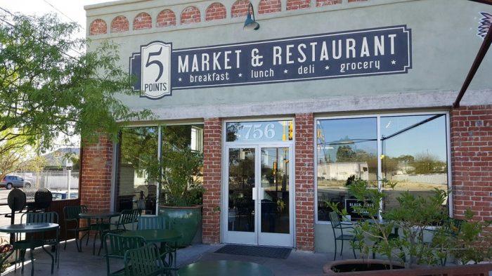 5. 5 Points Market & Restaurant, Tucson